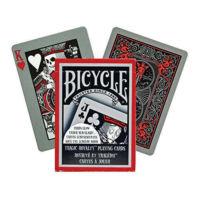 Bicycle Tragic Royalty Poker İskambil Oyun Kartı Kağıdı Destesi Koleksiyonluk
