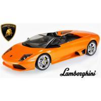 Mjx Lamborghini Murcielago LP640 Roadster 8537 1:14 U.K Araba