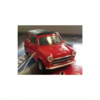 Welly Mini Cooper 1300 Çek Bırak Metal Araba