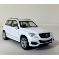 Welly 1:36 Mercedes Benz Glk Metal Araba Beyaz