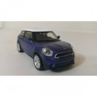 Welly 1:36 Mini Cooper Lacivert Packman