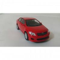 Welly 1:36 Toyota Corolla Metal Araba Kırmızı