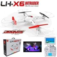 Signor Lh X6 2.4Ghz Lcd Ekranlı Kameralı Quad Helikopter