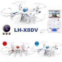 Signor Lh-X8DV 2.4Ghz Lcd Ekranlı Kameralı Quad Helikopter