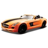 Maisto Mercedes-Benz SLS AMG Roadster 1:24 Pro Rodz Turuncu