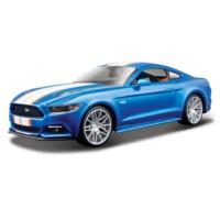 Maisto 2015 Ford Mustang GT 1:24 Pro Rodz Mavi