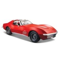 Maisto Chevrolet Corvette 1970 1:24 Model Araba S/E Kırmızı