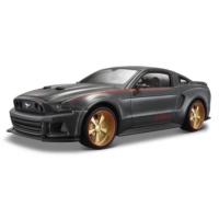 Maisto 1:24 2014 Ford Mustang Street Racer Model Araba