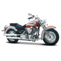 Maisto 1:18 Yamaha Road Star Model Motorsiklet