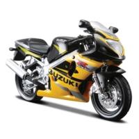 Maisto 1:18 Suzuki GSX-R600 Model Motorsiklet