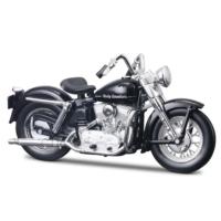 Maisto Harley Davidson 1952 K Model 1:18 Model Motorsiklet