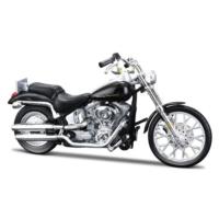 Maisto Harley Davidson 2000 FXSTD Softail 1:18 Model Motorsiklet
