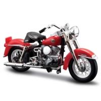 Maisto Harley Davidson 1958 FLH Duo Glide 1:18 Model Motorsiklet