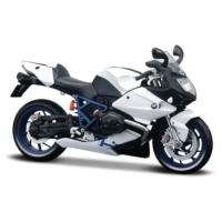 Maisto 1:12 BMW HP2 Sport Model Motorsiklet