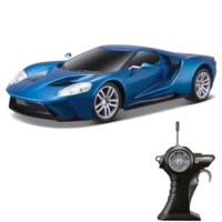 Maisto Tech 1:24 Ford GT U/K Araba Mavi