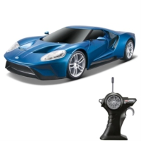 Maisto Tech 1:14 Ford GT U/K Araba Mavi