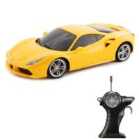 Maisto Tech 1:24 Ferrari 488 GTB U/K Araba Sarı