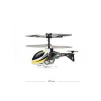 Silverlit Nano Falcon M U.K. Mini Helikopter (63 mm) 3CH Gyro Beyaz