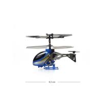 Silverlit Nano Falcon M U.K. Mini Helikopter (63 mm) 3CH Gyro Mavi