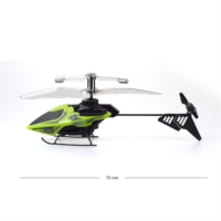 Silverlit Air Spiral U.K. Helikopter 2CH Yeşil