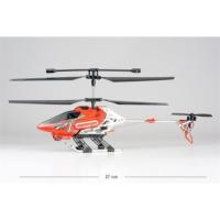 Silverlit Sky Blaze U.K Helikopter 2.4G - 3CH Gyro Kırmızı