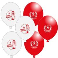 Hergunyeni Kınamıza Hoşgeldiniz Balon 100 Adet