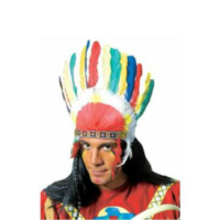 Hergunyeni Kızılderili Başlık
