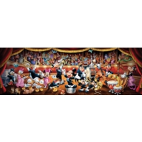 Clementoni 1000 Parça Disney Classic Panorama Puzzle