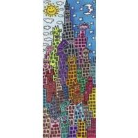 Ravensburger 150656 1000 Parça Rizzi Times Puzzle (Panoramik)