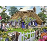 Ravensburger Puzzle : 1500 Parça Kır Evi