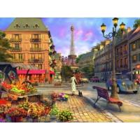 Ravensburger Puzzle - 1500 Parça Tarihi Paris