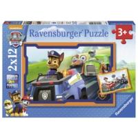 Ravensburger Paw Patrol Çocuk Puzzle (2x15 parça)