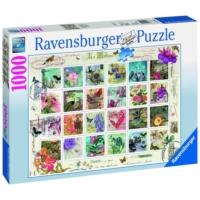 Ravensburger 1000 Parça Pul Koleksiyonu Puzzle