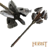 United Cutlery Hobbit Mace Of Azog The Defiler