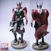 Semic Marvel Now!: Thor Museum Collection Statue 1/9
