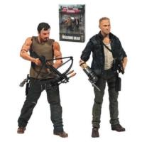 Mcfarlane Toys Walking Dead Merle And Daryl Dixon Figür Seti
