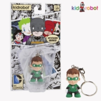 Kidrobot Dc Universe Green Lantern Keychain Anahtarlık