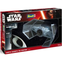 Revell Star Wars Sw D Vaders Tıe F - 1:121