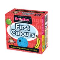 GreenBoard BrainBox İlk Renklerim (First Colours)