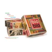 Piatnik Organik Renkli Bloklar (Bioblo 120)
