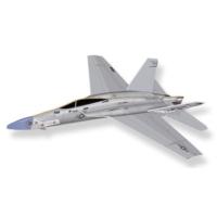 Lyonaeec United States Air Force Hornet Lastik Fırlatmalı Model Uçak