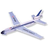 Lyonaeec Passenger Airplane Serbest Model Uçak