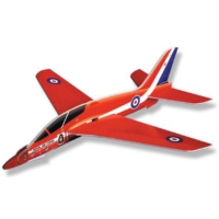 Lyonaeec Red Arrows Serbest Model Uçak