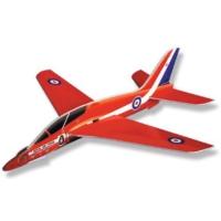 Lyonaeec Red Arrows Serbest Model Uçak