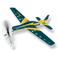 Lyonaeec Toucan Lastik Motorlu Model Uçak ve Kurma Motoru