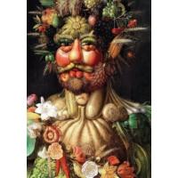 Clementoni 1000 Parça Vertumnus Puzzle (Giuseppe Arcimboldo)