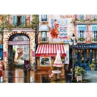 Puzz 2000 Parça Puzzle Fransız Sokağı