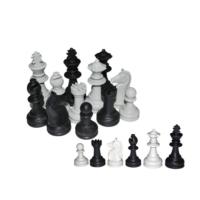 Hobi Eğitim Dünyası Plastik Satranç Piyonu Turnuva Boy