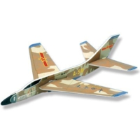 Attack Aircraft A5M Serbest Model Uçak