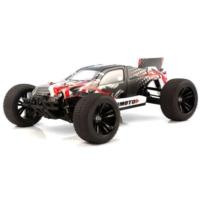 Himoto Katana 1/10 Truggy 4WD RTR Siyah Elektrikli Uzaktan Kumandalı Model RC Araba